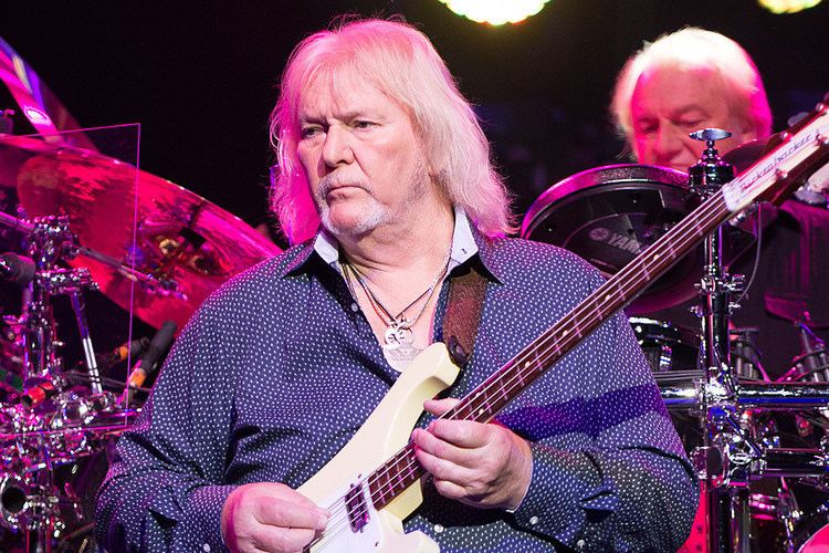 Alan White (Yes drummer) Alan White Says Yes Will Continue Without Chris Squire
