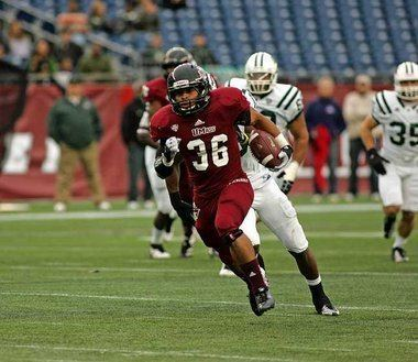 Alan Williams (American football) Wide receiver Alan Williams returns to UMass football practice