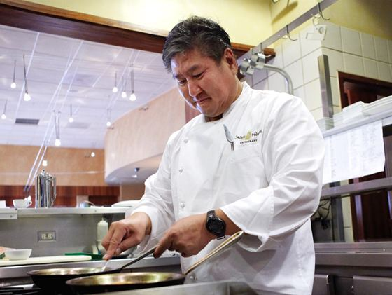 Alan Wong Chef Alan Wong Brings A Taste of Hawaii to the Bay Area
