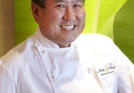 Alan Wong Chef Alan Wong Hamakua Mushrooms