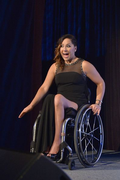 Alana Nichols Alana Nichols Photos Salute to Women In Sports Awards
