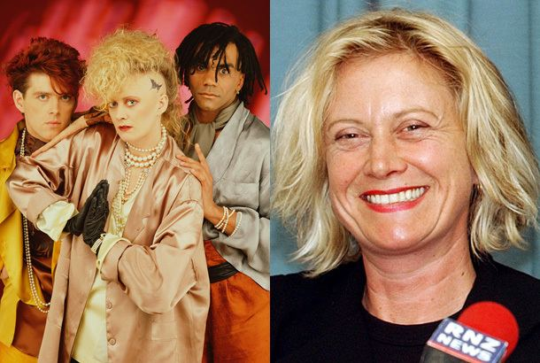 Alannah Currie Released on this day in 1984 31 years ago Thompson Twins Into