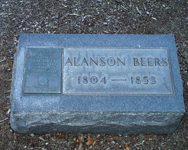 Alanson Beers
