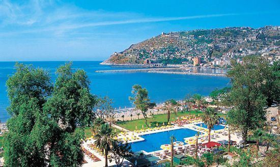 Alanya in the past, History of Alanya