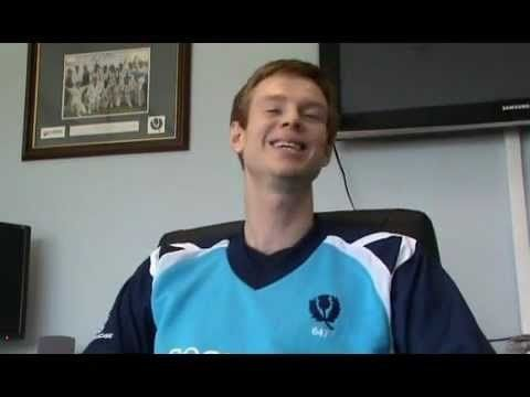 Alasdair Evans Preseason Interview YouTube