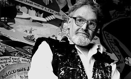 Alasdair Gray The Booker prizewinners that never were Books The Guardian