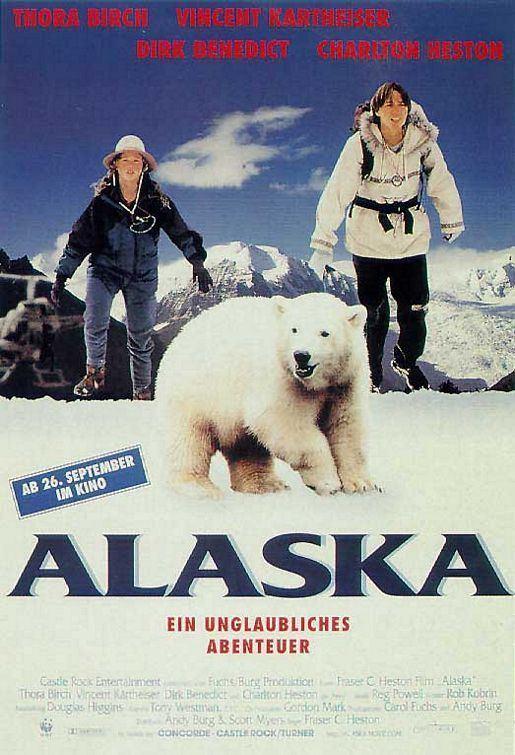 Alaska (1996 film) Alaska Movie Poster 3 of 3 IMP Awards
