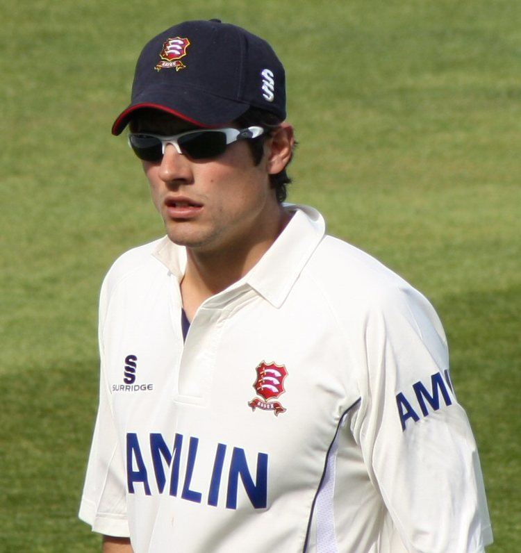 Alastair Cook (Cricketer)