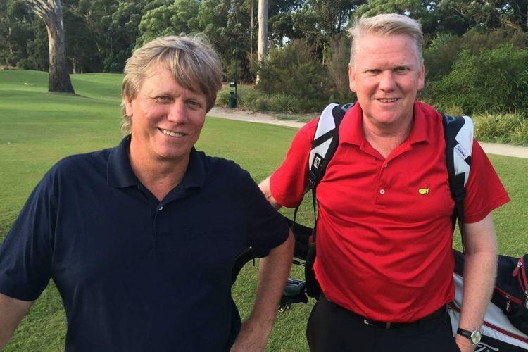 Alastair Richardson Hamish and Alastair Richardson ABC News Australian Broadcasting
