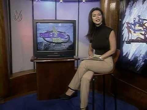 Albany Lozada Entrevista a Militza Gmez en Estrenos y Estrellas Venevision Ao