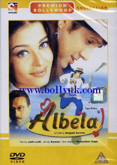 Albela 2001 spark DVD