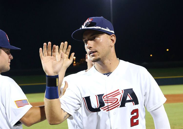 Albert Almora Almora Sets New Mark For Team USA BaseballAmericacom