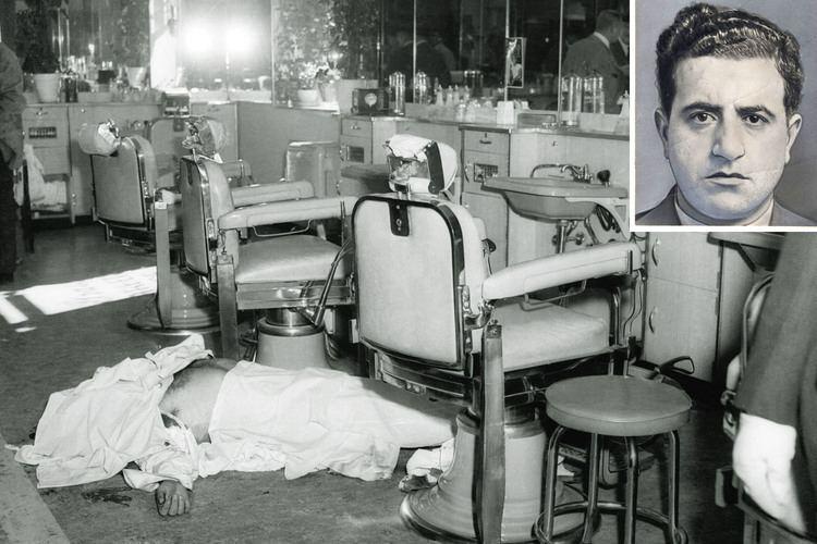 Albert Anastasia Gotti guns amp gay bars Inside NYC39s mob history New