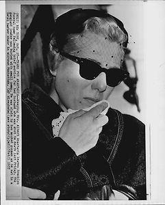 Albert Anastasia picture of albert anastasia 1957MrsAlbertAnastasiawifeof