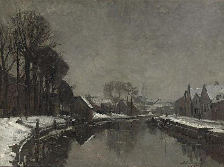 Albert Baertsoen Albert Baertsoen Works on Sale at Auction Biography