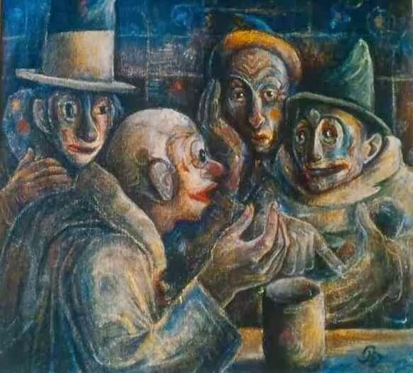 Albert Bloch Weimar Albert Bloch