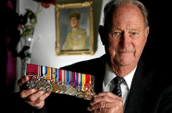 Albert Borella Borella VC will stay with his family in Albury The