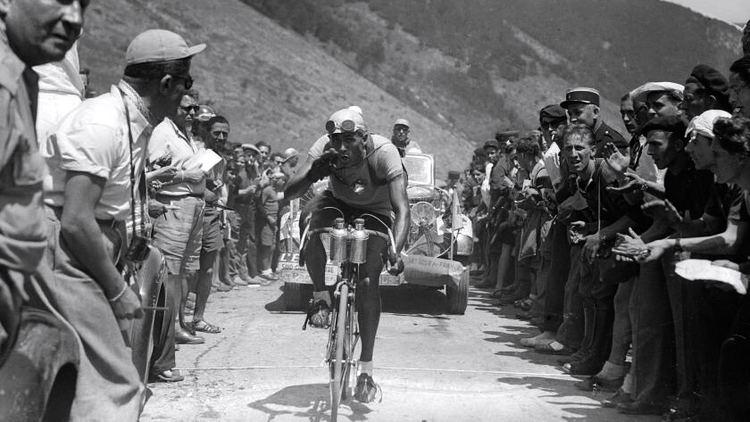 Albert Bourlon Muere Albert Bourlon recordman de fuga en un Tour de