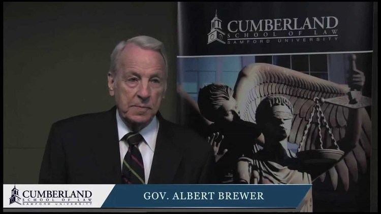 Albert Brewer Gov Albert Brewer YouTube
