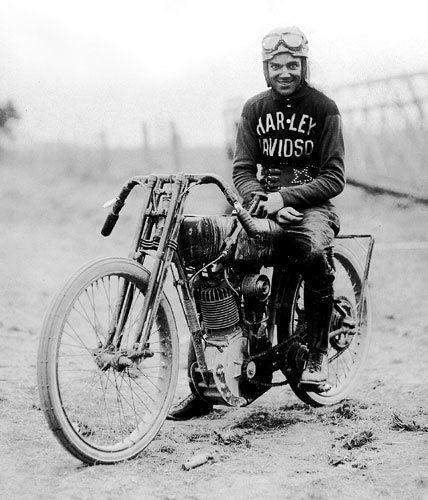 Albert Burns (motorcyclist)