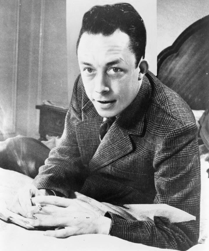 Albert Camus Albert Camus Wikipedia the free encyclopedia