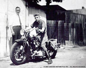 Albert Crocker AMA Motorcycle Museum Hall of Fame Albert Crocker
