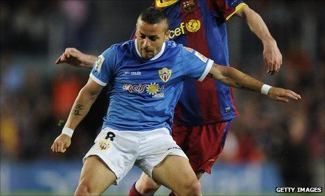 Albert Crusat BBC Sport Wigan Athletic sign Spanish winger Albert Crusat