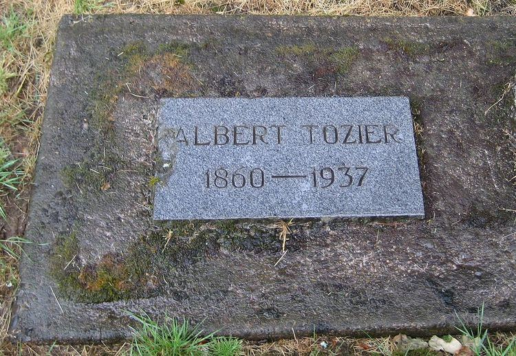 Albert E. Tozier