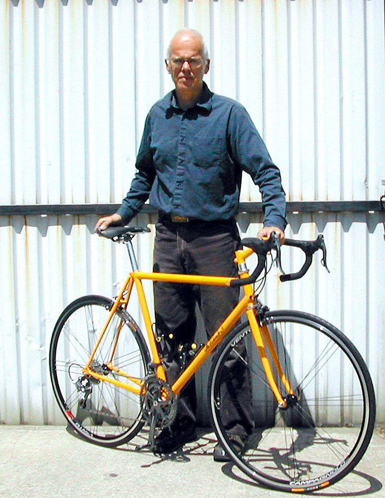 Albert Eisentraut wwwlitmancombikesalbert20bike20bigjpg