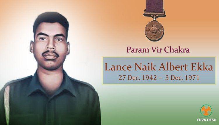 Albert Ekka Remembering param vir chakra awarded soldier lance naik albert