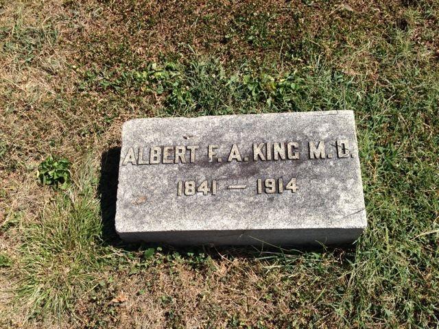 Albert Freeman Africanus King Dr Albert Freeman Africanus King 1841 1914 Find A Grave Memorial