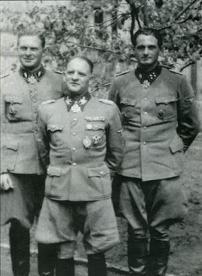 Albert Frey (SS officer) SS Standartefhrer Albert Frey suicide 90 years old WW2 Gravestone
