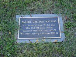 Albert Galiton Watkins Albert Galiton Watkins 1818 1895 Genealogy