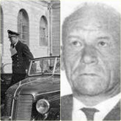 Albert Ganzenmüller Albert Ganzenmller Zbrodniarze i oprawcy Polakw 193945 War