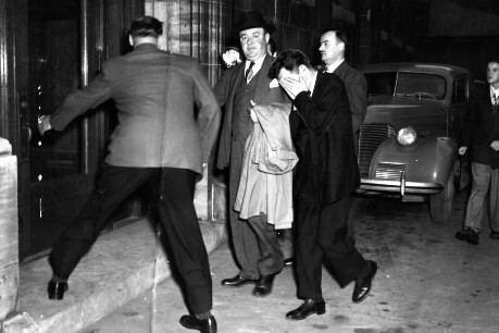 Albert Guay Les grands crimes du XXe sicle 1949 L39attentat de