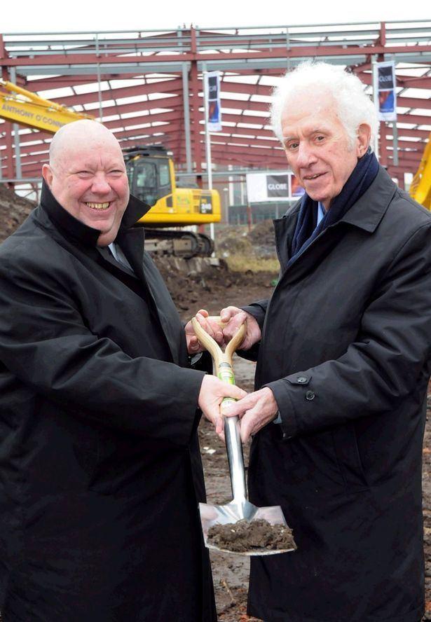 Albert Gubay Edge Lane development tycoon Albert Gubay dies aged 87 Liverpool Echo