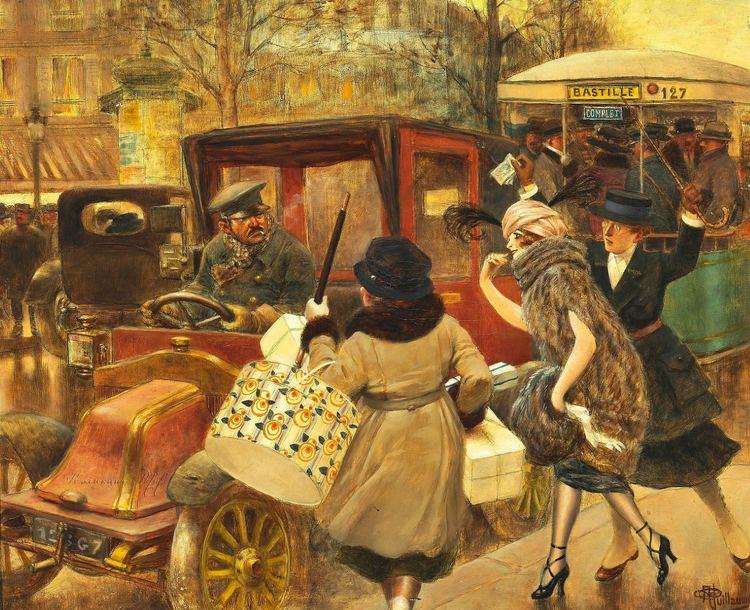 Albert Guillaume Albert Guillaume La Belle poque Tutt39Art Pittura
