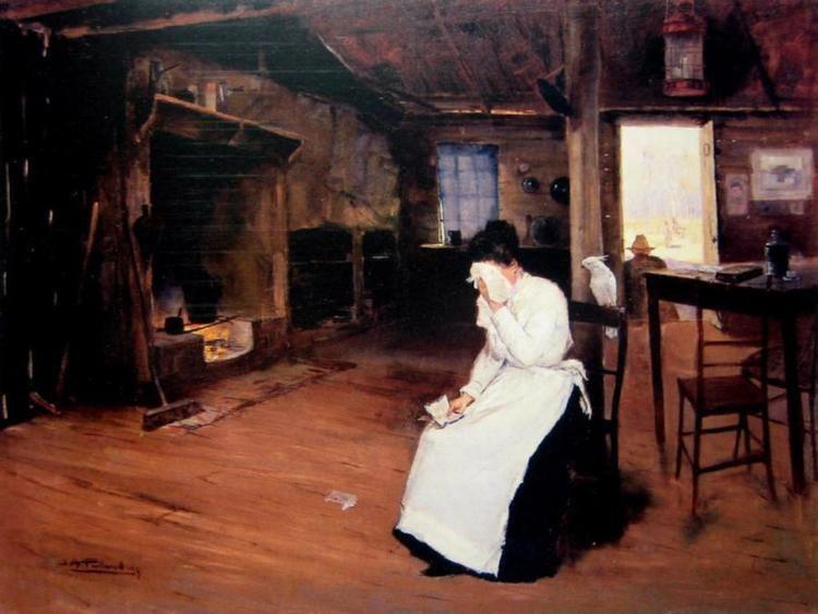Albert Henry Fullwood Paintings Albert Henry Fullwood Australian Art Auction Records