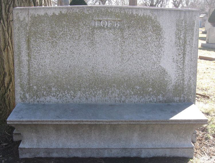 Albert Henry Loeb Albert Henry Loeb 1868 1924 Find A Grave Memorial