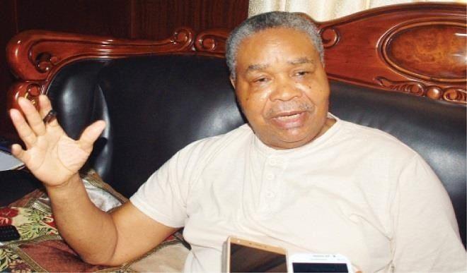 Albert Horsfall How FG can tackle Niger Delta crisis Albert Horsfall