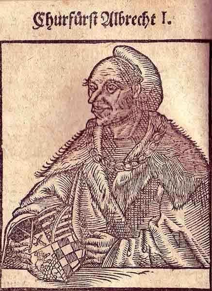 Albert I, Duke of Saxony