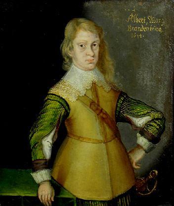 Albert II, Margrave of Brandenburg-Ansbach