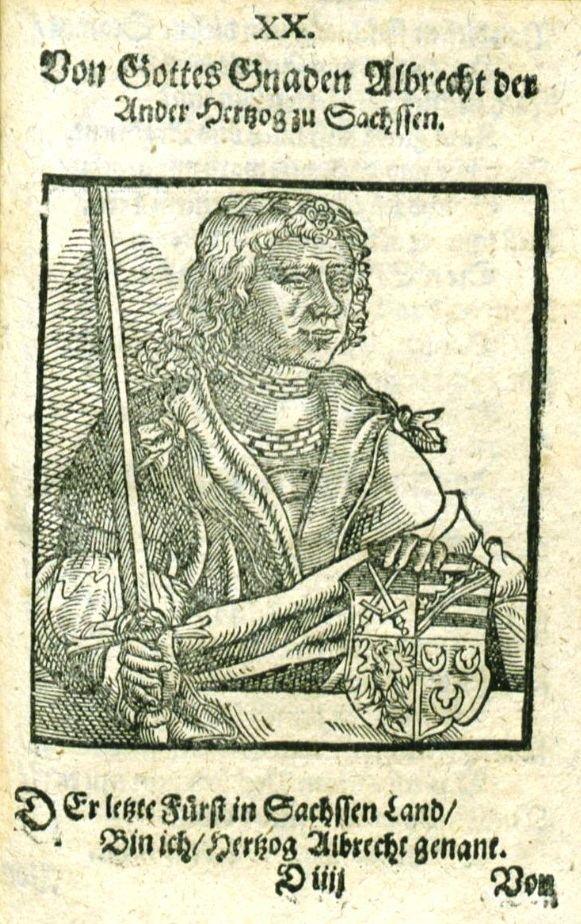 Albert III, Duke of Saxe-Wittenberg