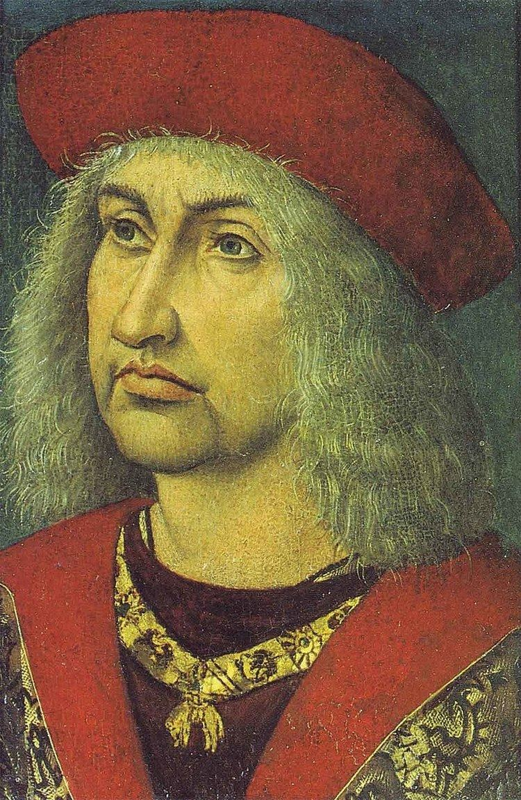 Albert III, Duke of Saxony