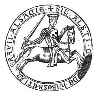 Albert IV, Count of Habsburg