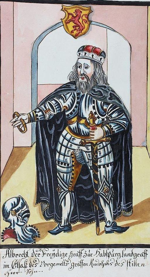 Albert IV, Count of Habsburg Albert IV Count of Habsburg Wikipedia