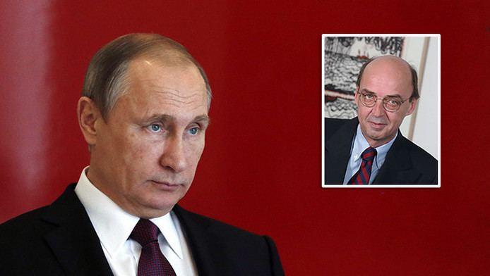 Albert Jan van den Berg Nederlandse advocaat moet Poetins miljarden redden Buitenland ADnl