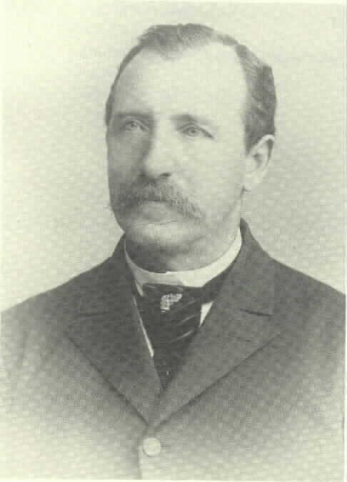 Albert Jennings Fountain Lawyer of Billy the Kid