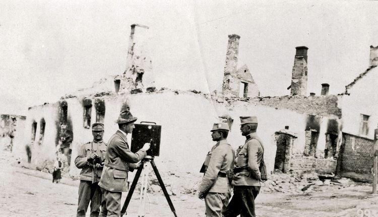Albert K. Dawson First World War on Film Filmed by Albert K Dawson The Catacombs