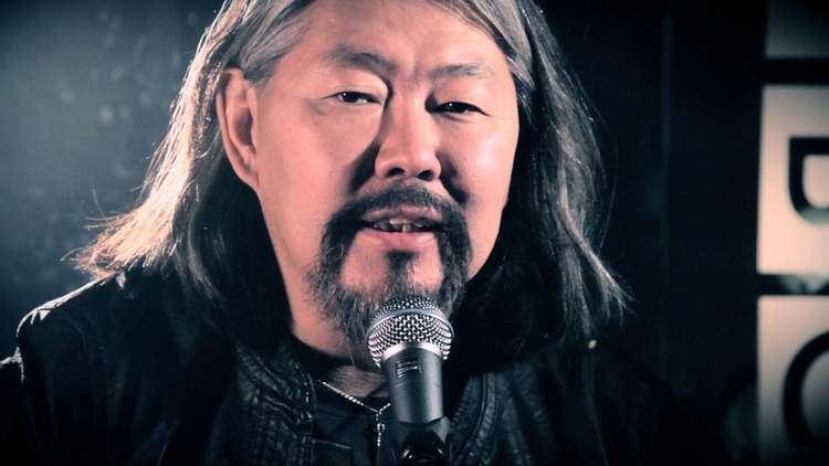 Albert Kuvezin Albert Kuvezin Tuvan guitarist and throat singer on Vimeo